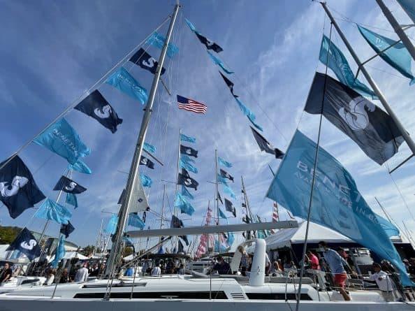 2021 Annapolis Sailboat Show